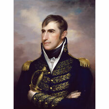 Rembrandt Peale William Henry Harrison Extra Large Art Poster