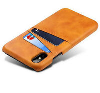Luxury Fashion PU Leather Case For iPhone X 8PLUS 7 Wallet Card Holder Back Cove