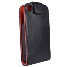 iPhone 3 3 GS Rechargeable Genuine Leather Power Case - Retail Package
