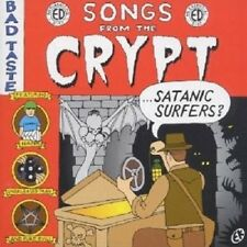 SATANIC SURFERS - SONGS FROM THE CRYPT  CD NEW+