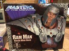 Neca Four Horsemen MOTU Masters of the Universe mini bust Ram Man