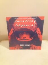 "Something Happens 12"" Burn Clear"