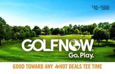 Golf Now $50 Gift Card DIGITAL