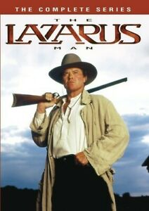 The Lazarus Man: The Complete Series [New DVD] Boxed Set