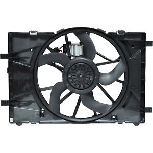 New Engine Cooling Fan Assembly for Fusion Milan MKZ