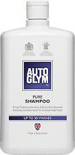 Autoglym Pure Shampoo Bottle 1 L Litre Car Care Valet Bodywork Shampoo