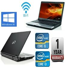Cheap Laptop Intel Core i5 8GB RAM 500GB HDD Win10 WiFi Warranty