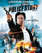 Police Story With Jackie Chan Blu-ray Region 1 031398115106