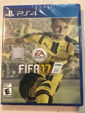 Brand New!!! FIFA 17 (Sony PlayStation 4, 2016) Factory Sealed!!!