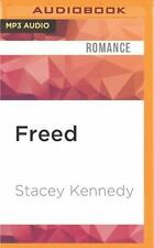 Club Sin: Freed 4 by Stacey Kennedy (2016, MP3 CD, Unabridged)