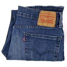 Levis 514 Jeans 32x30 Blue Denim Mens Sz Jean Straight Fit Classic Cotton Blend
