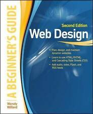 Web Design: A Beginner's Guide Second Edition-ExLibrary