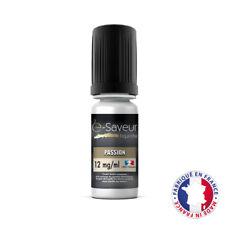 E-Liquide E-Saveur Saveur Passion Taux Nicotine 12 mg pour Cigarette