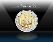"SLOVENIA 2 EURO 2015 "" EMONA - LJUBLJANA "" Commemorative coin * UNCIRCULATED"