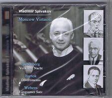 SPIVAKOV CD NEW MOSCOW VIRTUOSI
