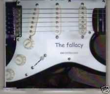 (A511) The Fallacy, Rock ' N' Roll Band - DJ CD