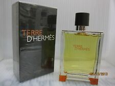 TERRE HERMES MEN 6.7 FL oz / 200 ML Parfum / Pure Perfume Spray Sealed Box