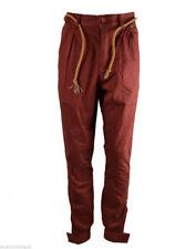 Eleven Paris Men's Cotton Slim Fit Chinos Pants Trousers