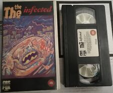 VHS THE THE - INFECTED di A.A.V.V. [CBS FOX]