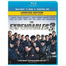 The Expendables 3 (Blu-ray 2014) DVD AND DIGITAL NOT INCLUDED FREE SHIPPING