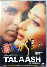 Talaash - Akshay Kumar, Kareena Kapoor - Hindi Movie DVD Region Free / Subtitles