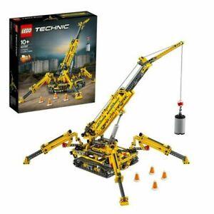 LEGO 42097 - Technic 2 in 1 Compact Crawler Crane and Tower Crane - BRAND NEW