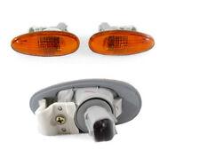DEPO JDM Look Amber Side Marker Lights For 03-06 Mitsubishi Evo / 02-03 Lancer