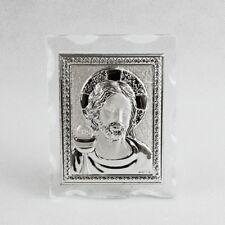 DLM26625 Icona in vetro con Gesù Nozze Battesimo Comunione Confettata bomboniera