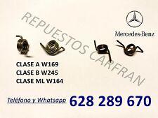 KIT REPARACION DE CERRADURA MUELLES MERCEDES BENZ W169 W164 W245 W203 W211 W209