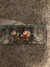 New Fantasyland Dopey Doc WDI pin Set Le