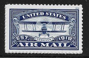 US Scott #5281, Single 2018 Air Mail VF MNH