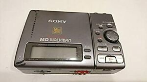 SONY MD Walkman [MZ-R3] Gray Portable Audio Pre-Owned from Japan