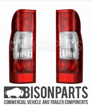 *Ford Transit Mk7 Rear Light Tail Lamp RH & LH Driver & Passengr Side TRA001/002