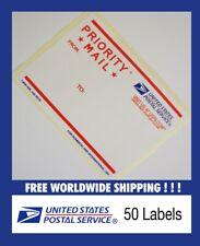50 USPS Labels Replica Graffiti Slaps Stickers Street Art Label 228 US Postal