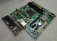 Genuine Dell 0C2KJT C2KJT Socket LGA 1156 Motherboard complete with Back Plate