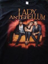 Lady Antebellum 2010 Concert Tour T-Shirt, Size Medium, Great Condition! Country