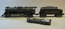 LIONEL POLAR EXPRESS 10TH ANNIVERSARY LIONCHIEF RC ENGINE & TENDER 6-81101  NEW