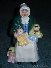 "Royal Doulton ""Rag Doll Seller"" Figurine Hn 2944 - Cute Collectible Gift!"