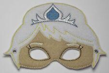Handmade Kids  Mask - ELSA - Disney Frozen - Dress up costume
