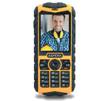 Aspera R25T - 128MB - Yellow Mobile Phone