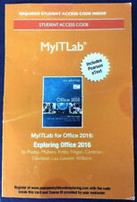 """MyITLab with Pearson EText--Access Card--For Exploring """"MyLab IT"""" Office 2016..."""