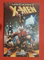 Uncanny X-Men 04/2019 Die Letzten ihrer Art Marvel Panini  ungelesen