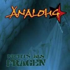ANALOHG Nichts als Fragen CD (2007 Eisbär) Neu!