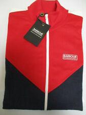 Barbour International Diode Track Top Jacket Mens Size S REF CF78