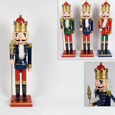 Soldatino schiaccianoci cm50 soldato in legno decorazione di natale idea regalo
