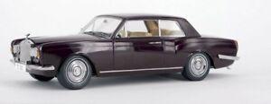 PAR98213L - Macchina Coupé - Rolls-Royce Phantom V 1964 Da Colore Nera