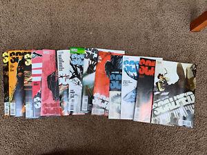 Scalped Comic Book Lot Issues 43-55 Vertigo Jason Aaron