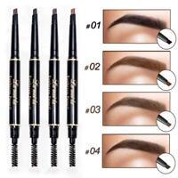 Gel Eyebrow Pen Tint Brow Waterproof Tattoo Long Lasting Eye Peel Makeup Color