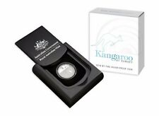 2018 $1 Kangaroo At Sunset Silver Proof Coin