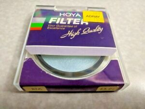 55mm Hoya 82A Blue Glass Lens filter 82 A Japan Coated Color Conversion 55 mm
